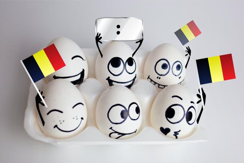 championnat du football de la Belgique photographie stock