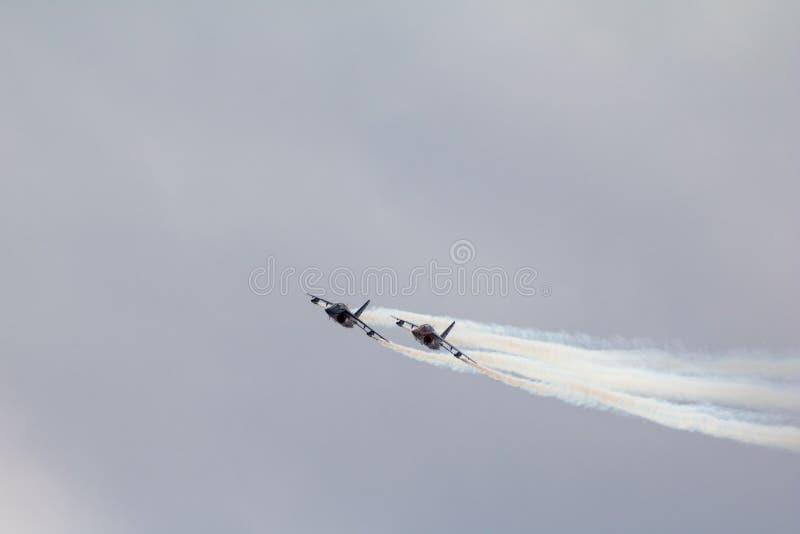 Championnat 2018 du monde de course d'air de Red Bull photographie stock libre de droits
