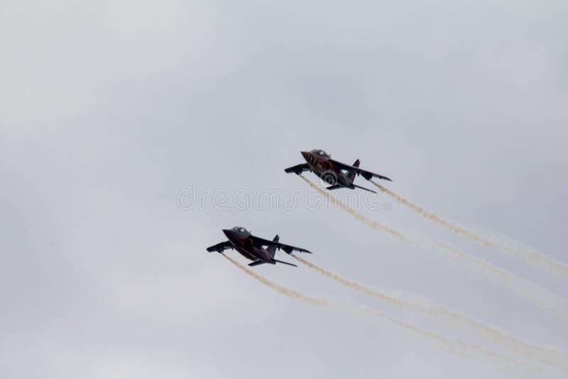 Championnat 2018 du monde de course d'air de Red Bull image stock