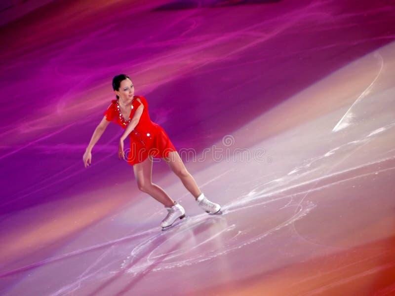 Download Champions On Ice-Rimiini 2012-E.Tuktamysheva Editorial Image - Image: 24575290