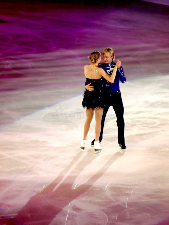 Champions on ice-Rimini 2012-Plushenko & Kostner