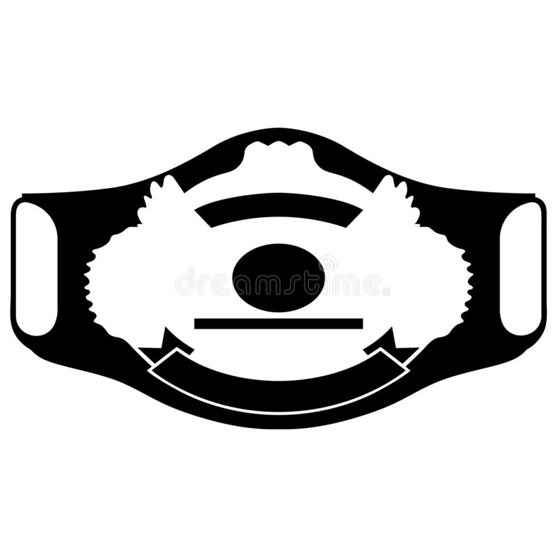 Championship belt Hand drawn Crafteroks svg free, free svg file, eps, dxf, vector, logo, silhouette, icon, instant download, digit. Championship belt, Hand drawn stock illustration