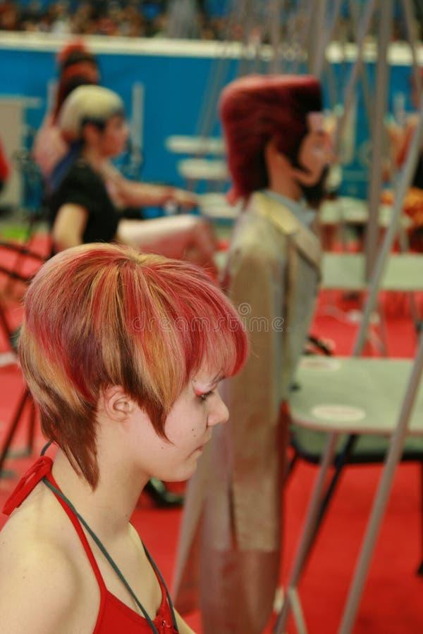 Free Championship On Hairdressing Art Stock Photos - 4805383