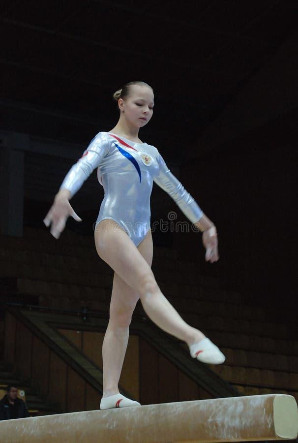 Championship On Sporting Gymnastics Editorial Image