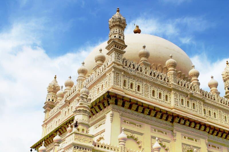 Chamundeshwari-Tempel stockfoto