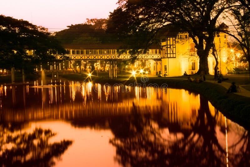 chan παλάτι sanam στοκ φωτογραφία με δικαίωμα ελεύθερης χρήσης