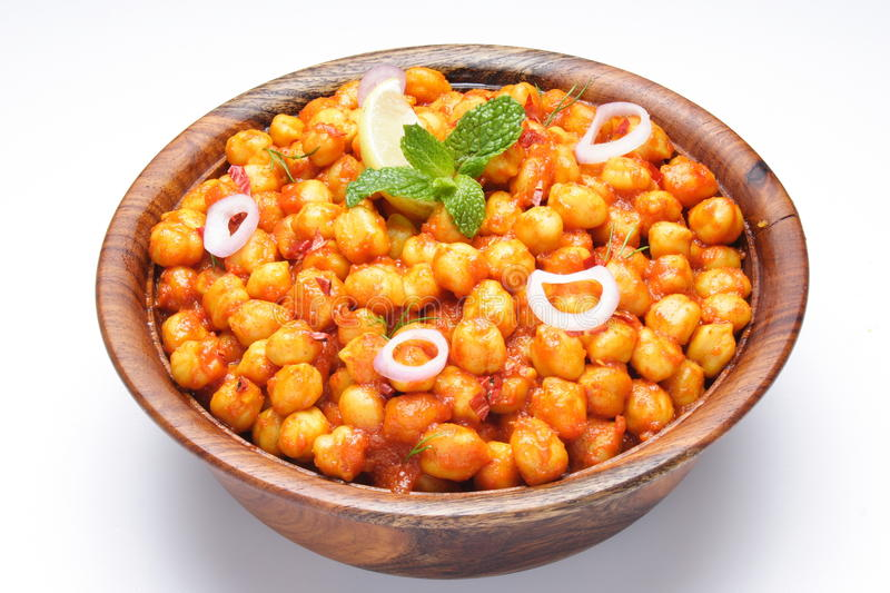 Download Chana masala stock image. Image of life, onion, beans - 19160081