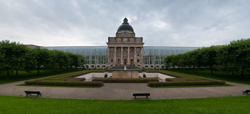 Chancellerie bavaroise d'état images stock