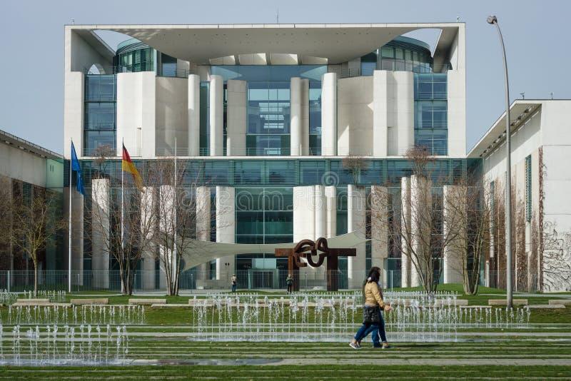 Ufficio In Tedesco : Chancellor tedesco ufficio di s immagine editoriale immagine