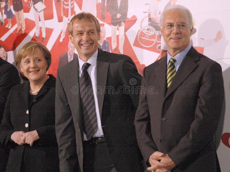 Chanclery-Sitzungs-Fußball-Weltmeisterschaft 2006 lizenzfreie stockbilder