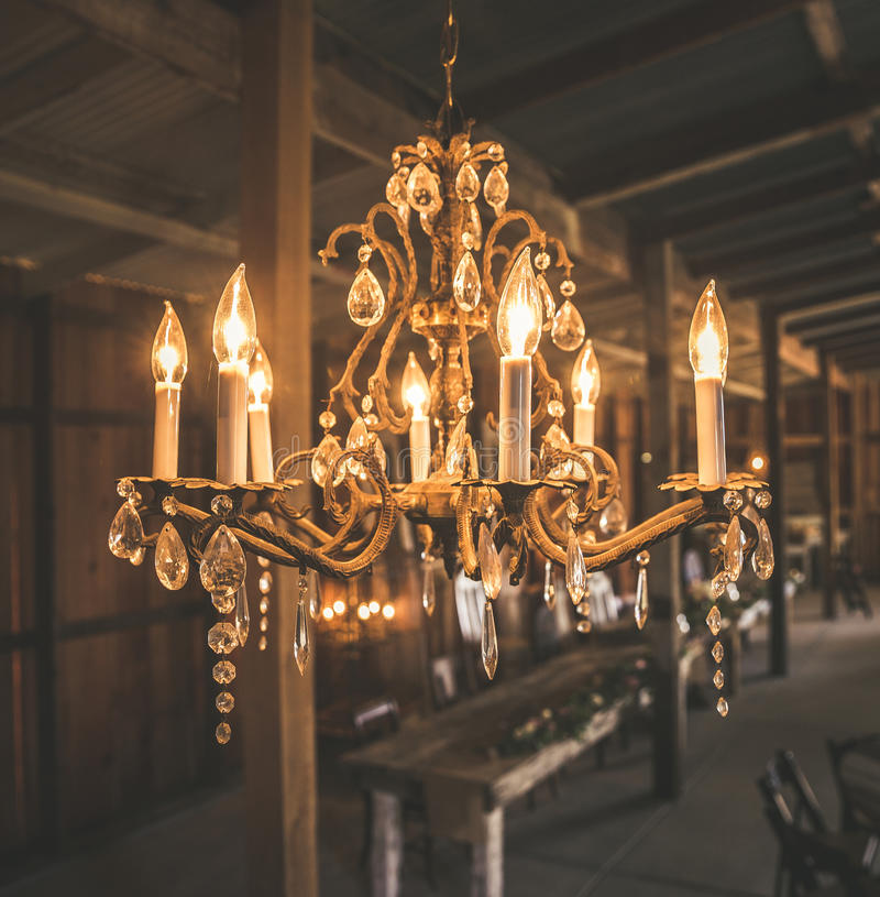 Free Chandelier Royalty Free Stock Images - 91695629