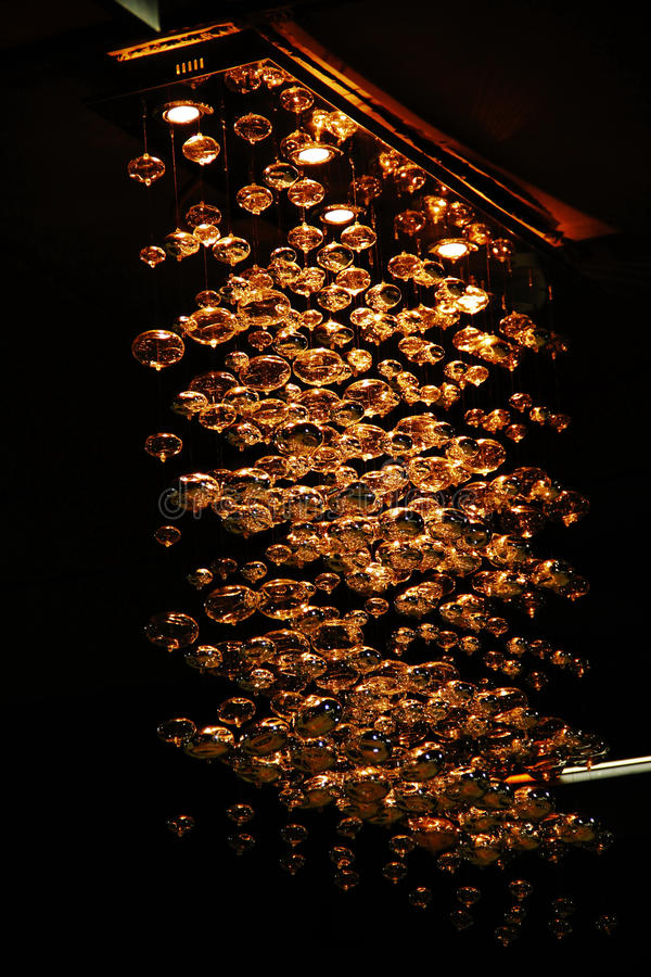 Download Chandeliers stock photo. Image of circle, alien, bulb - 33322200