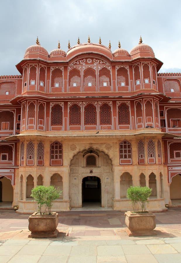Chandra Mahal. стоковое фото