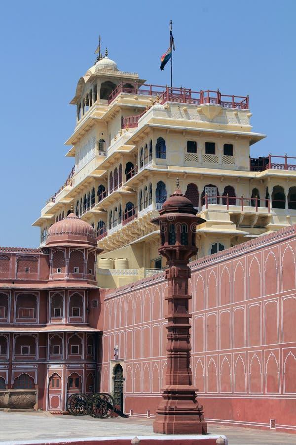 Chandra Mahal стоковая фотография rf