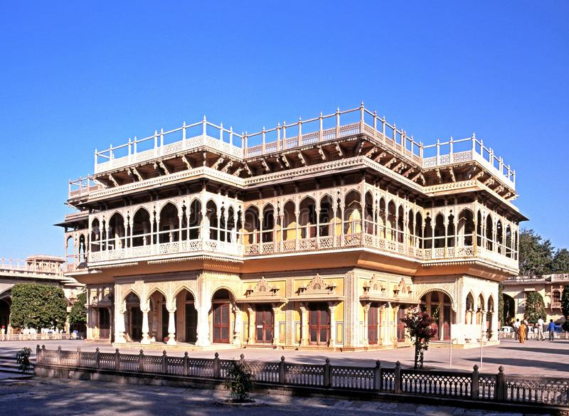 Chandra Mahal, Jaipur obrazy stock