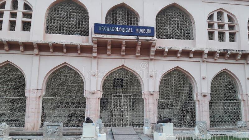 Chandragiri fort, Andhra pradesh, India - 10th february, 2019 : Chandragiri palace or fort near tirupathi. Andhrapradesh royalty free stock photo