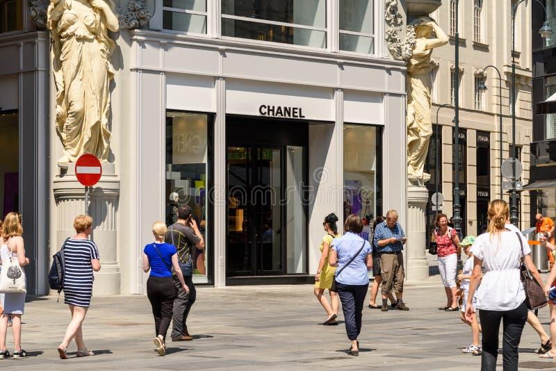Chanel lager fotografering för bildbyråer