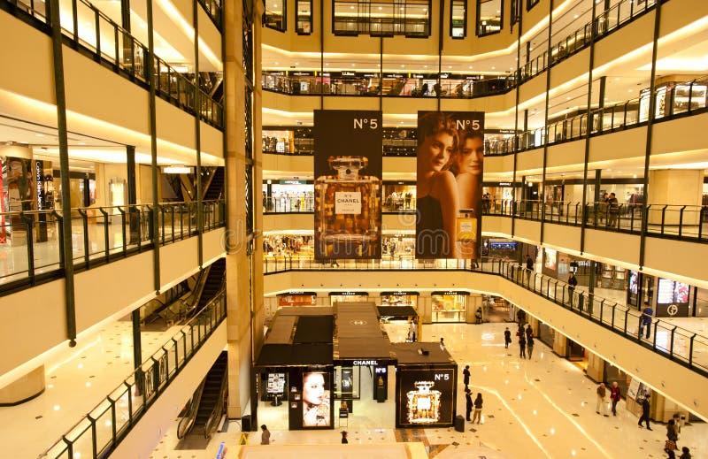 Chanel se coloca en Isetan fotos de archivo libres de regalías