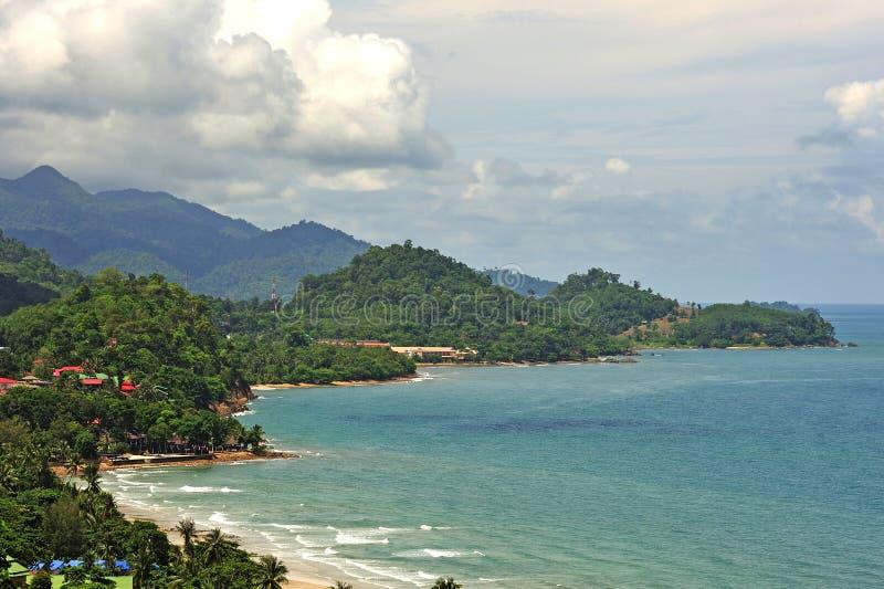 chang海岛ko泰国 免版税库存图片