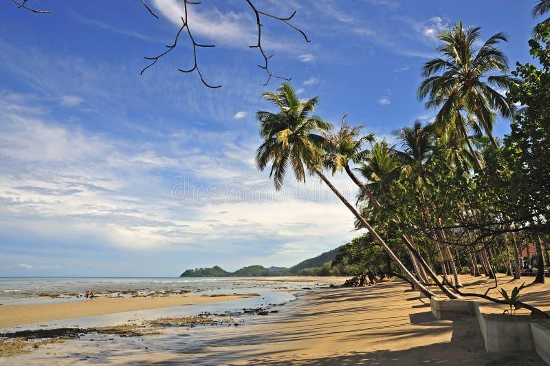 chang海岛ko泰国 库存照片