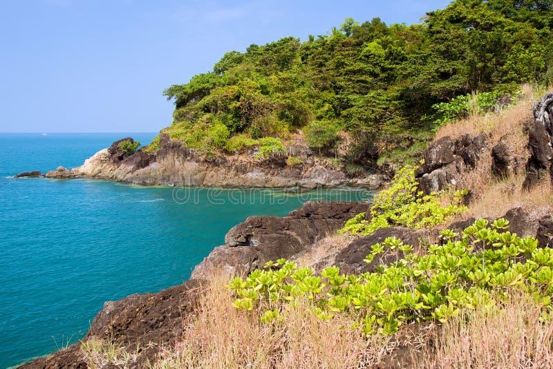 chang海岸线海岛ko 库存图片