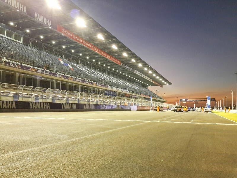 Chang International Circuit. stock photography