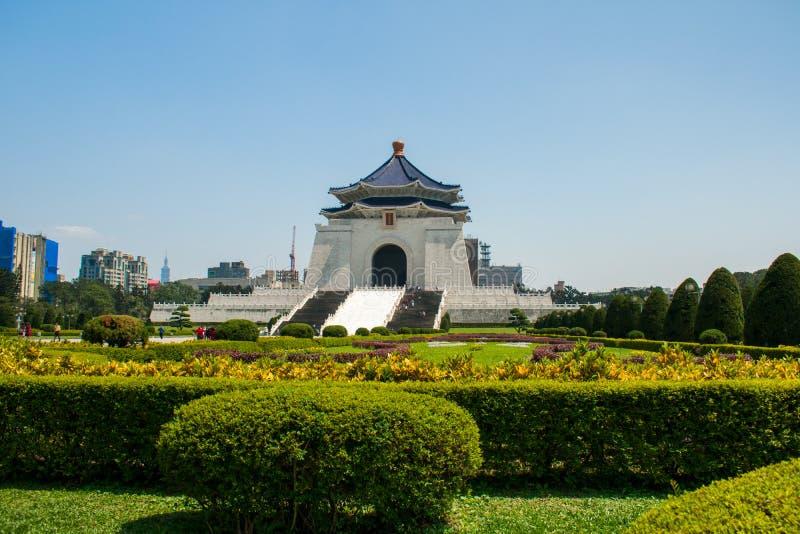 Chang Kai Shek Memorial Hall royalty free stock photos