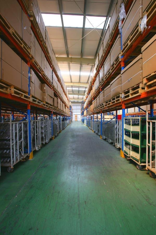 Chang'an Minsheng Logistics Storage Center royalty free stock photography