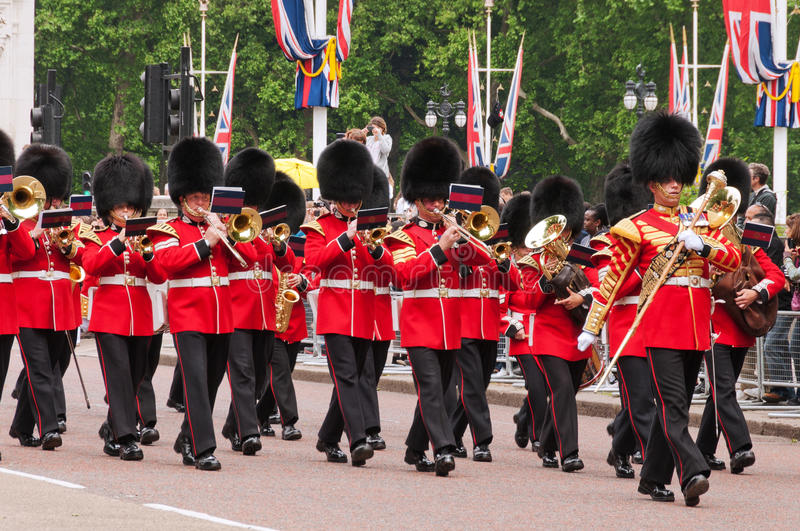 Download Change Of The Guard, London Editorial Stock Image - Image: 34634729