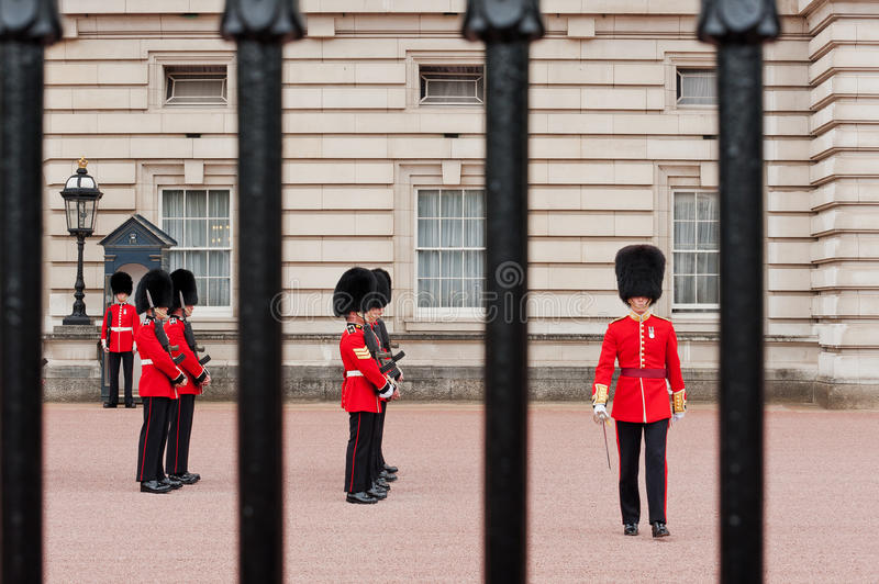 Download Change Of The Guard, London Editorial Stock Photo - Image: 34634913