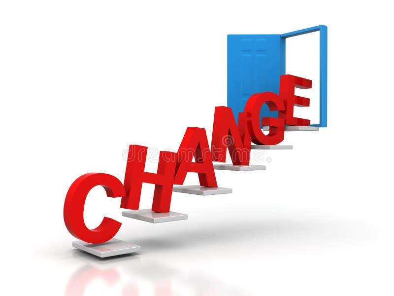 Superb Download Change Passing Through Door Stock Illustration   Illustration Of  Adapt, Modern: 46620846