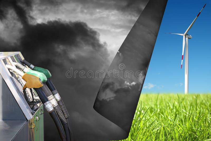 Download Change to green stock photo. Image of life, cracks, nobody - 6547674