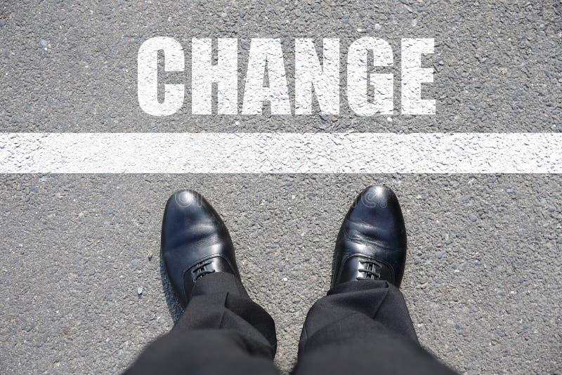 changement photos stock