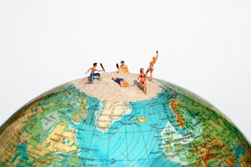 Changement climatique photo libre de droits