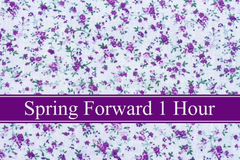 Changement de printemps photos stock