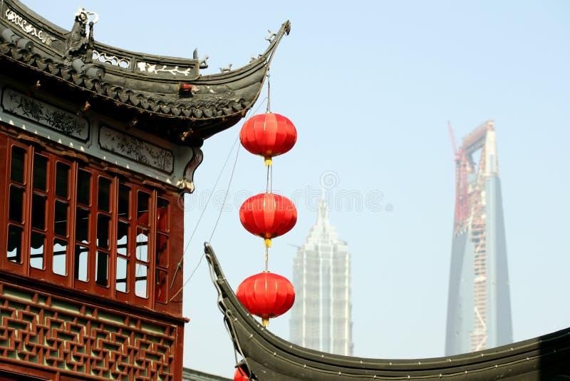 Changhaï image libre de droits