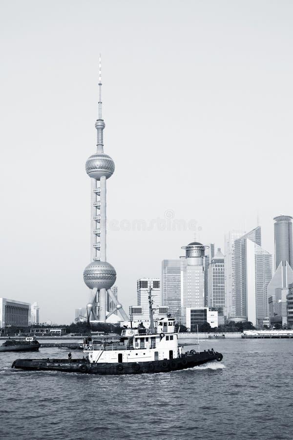 Changhaï photographie stock libre de droits