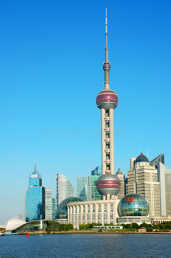 Changhaï Chine image stock