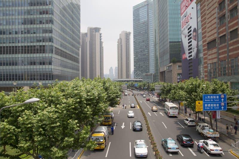 Download Changhaï Pudong image éditorial. Image du constructions - 45359085