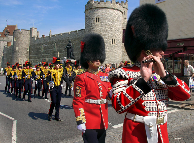 Download Changing of the Guard editorial stock photo. Image of travel - 8853773