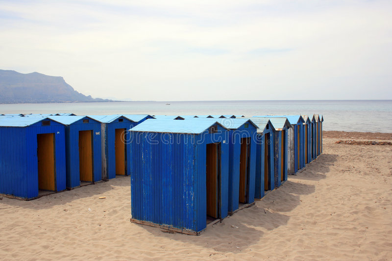 Download Changing rooms stock image. Image of constructions, blue - 2933379