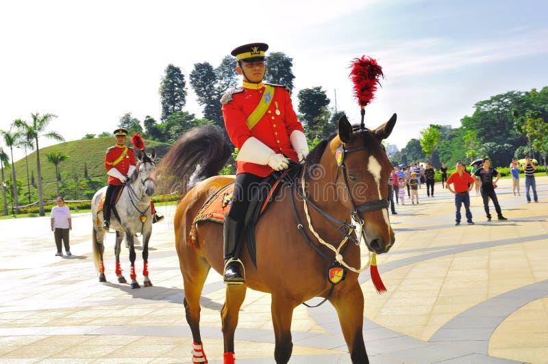 Download Changing Of Royal Guard  At National Palace Editorial Stock Photo - Image: 23148008