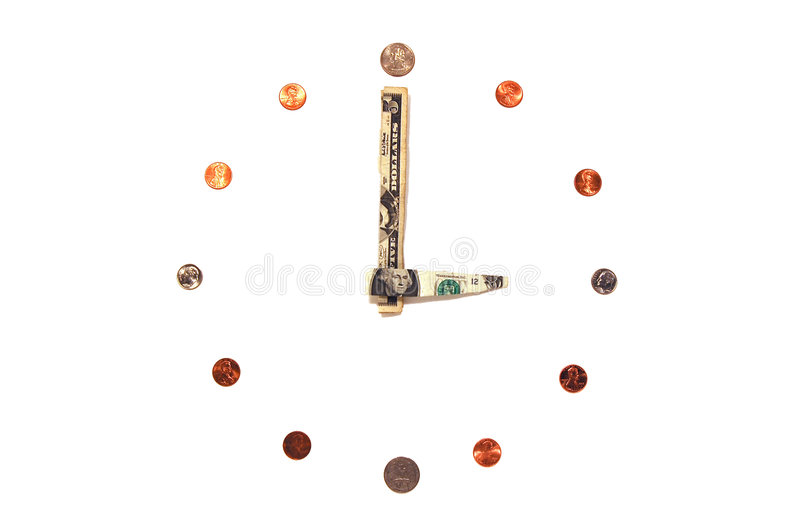 Download Changing Times - Time Is Money Stock Image - Image of hours, analog: 3850069