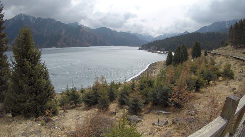 Changji fjords i fotografia royalty free