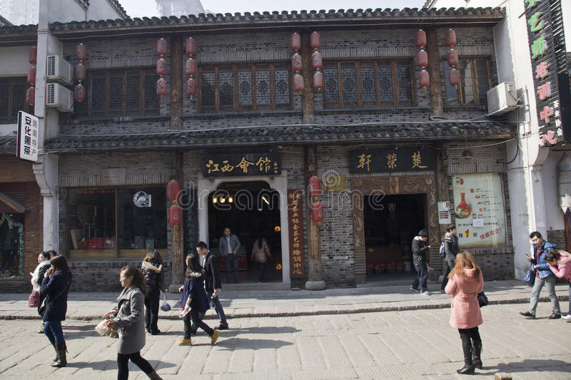 Download Changsha City old house editorial photography. Image of hall - 28929087