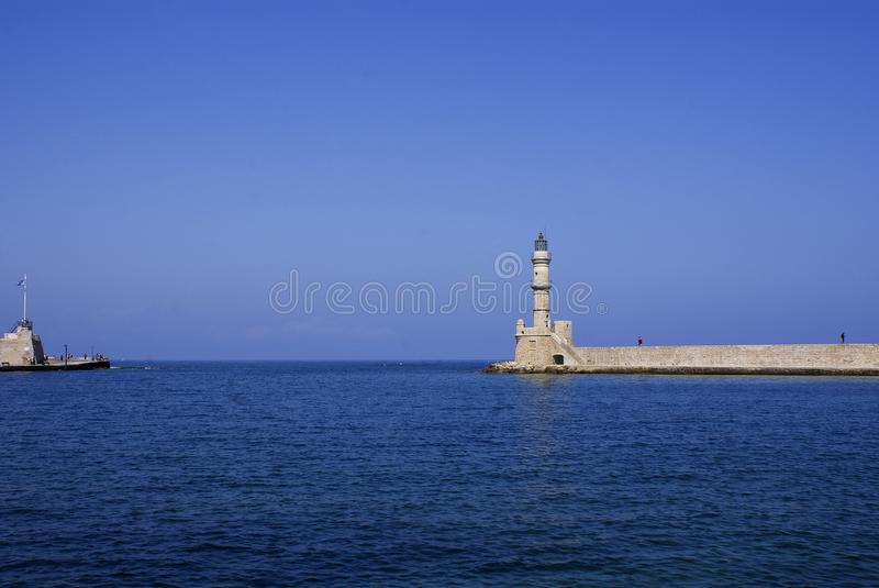 chania Κρήτη Ελλάδα στοκ εικόνες