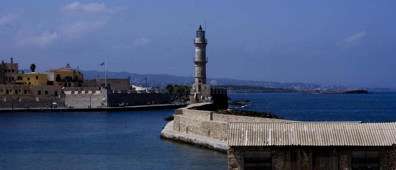 chania Κρήτη Ελλάδα στοκ εικόνες με δικαίωμα ελεύθερης χρήσης