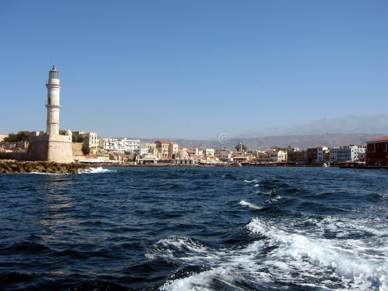 chania Крит стоковые фотографии rf