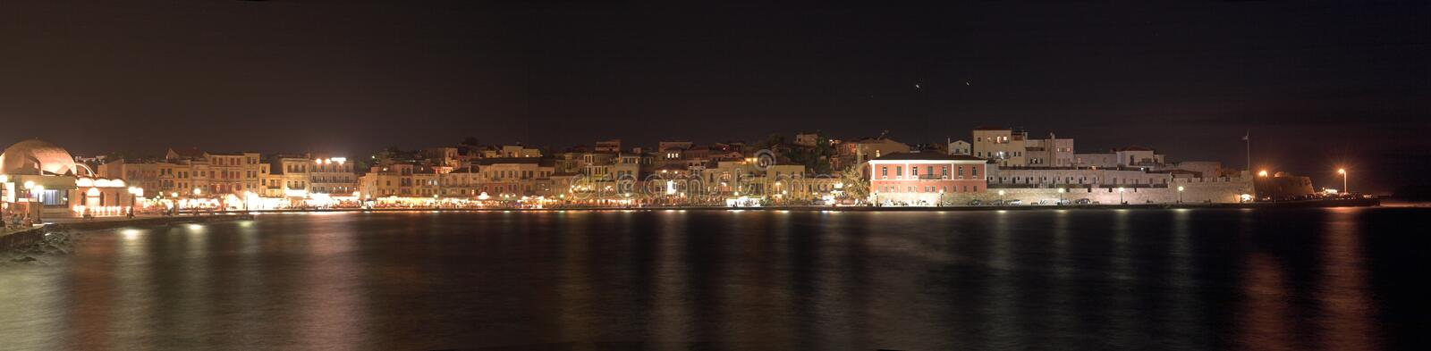 Chania photo libre de droits