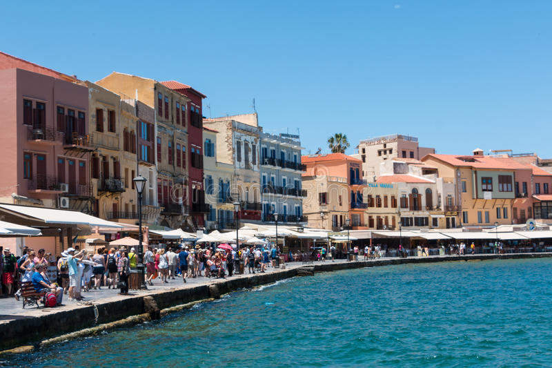 Chania images stock